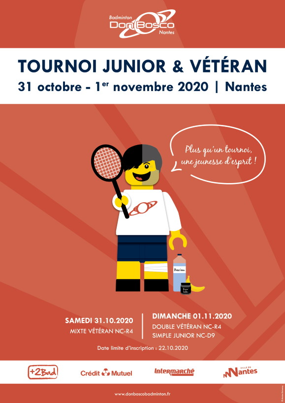 Tournoi vétéran junior 2019 Don Bosco